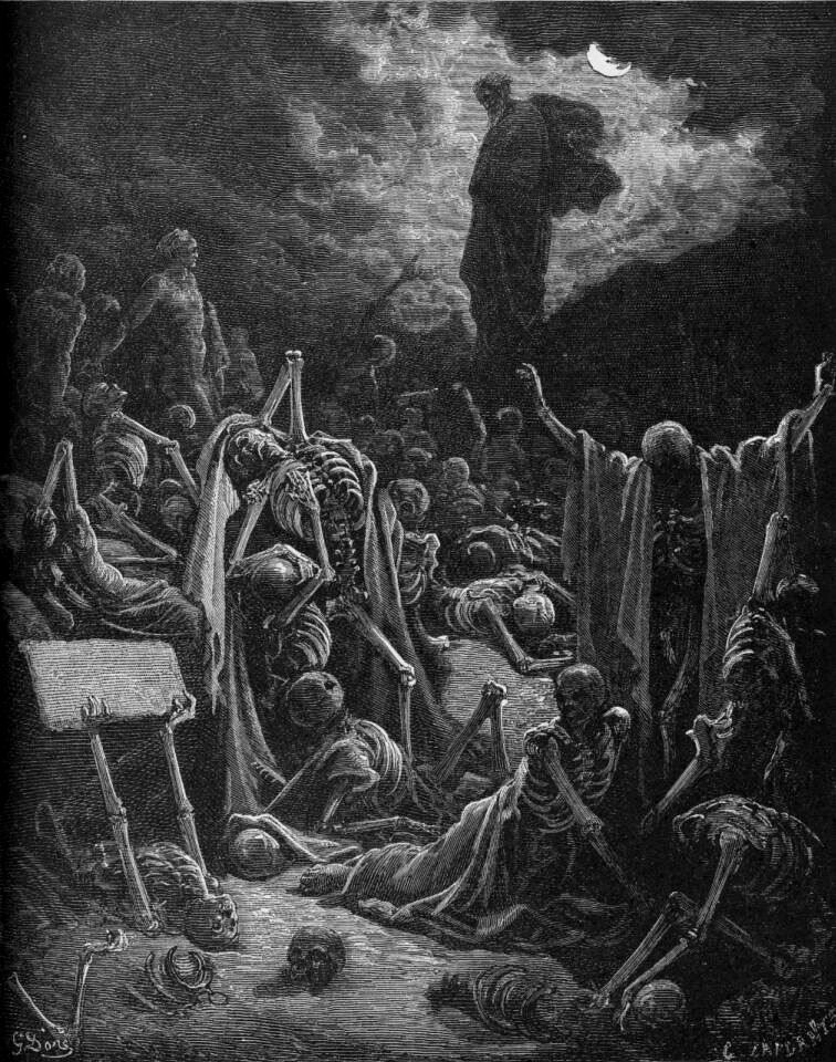 god and evil Given that there is so much evil and suffering in the world there cannot exist an all-powerful, all-good, ontologically separate, creator god in the world of today.