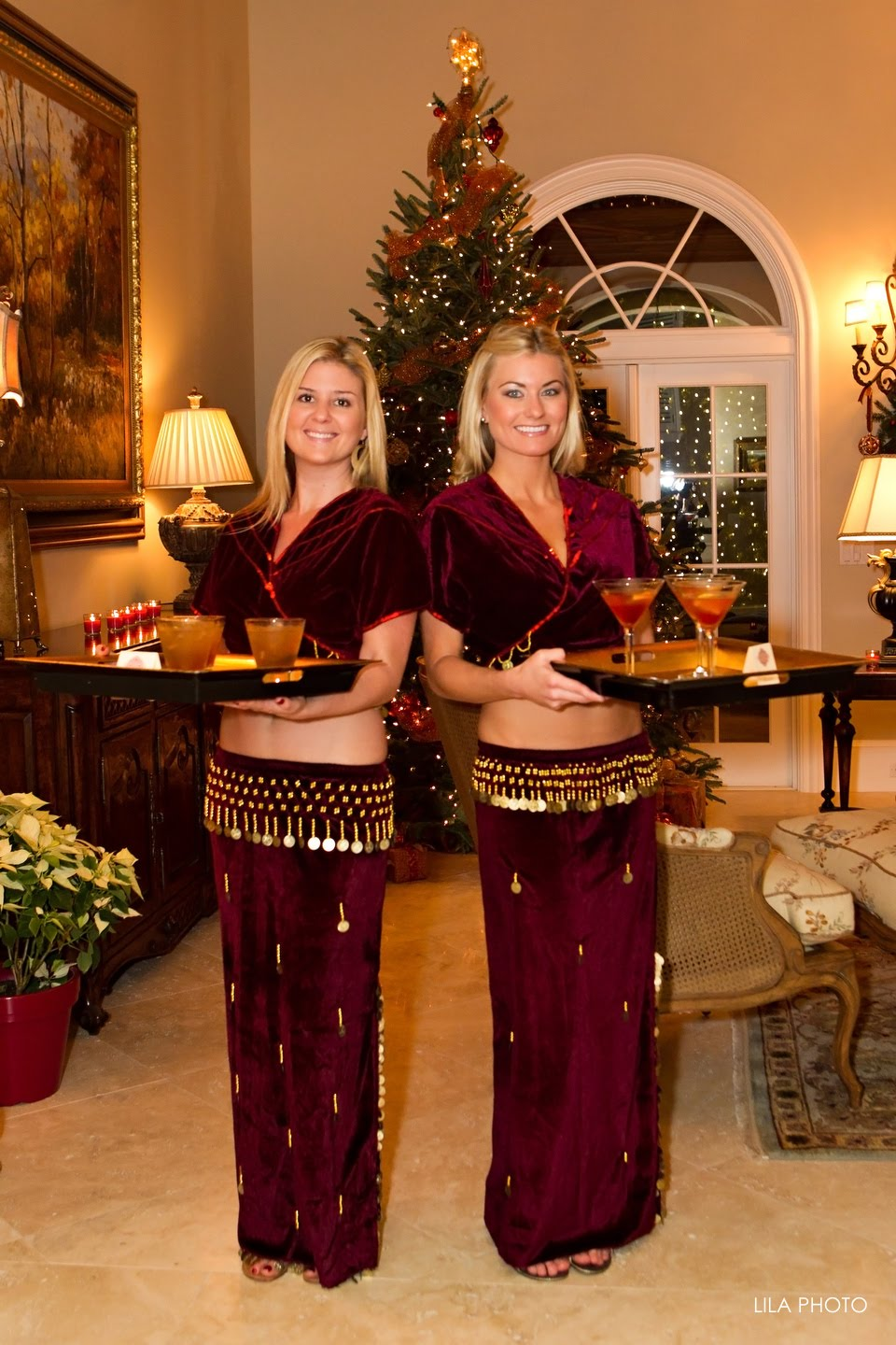 Beth Beattie Branding, PR and Events: Merry Moroccan Christmas Party