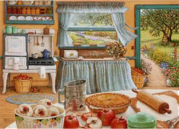 Apple Pie Harvest