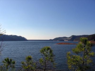Carters Dam