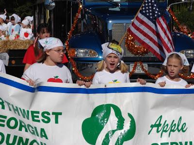 Apple Blossom Girl Scouts Ellijay GA