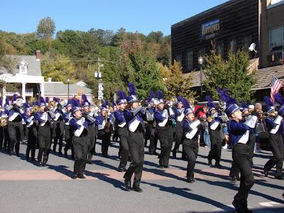 Gilmer High Band Ellijay GA