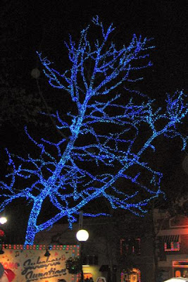 Dollywood lights