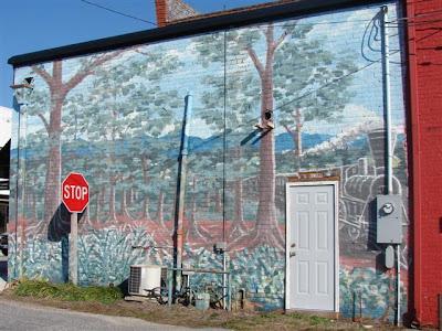 Royston mural