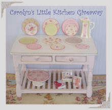 Give away de Carolyn's Little Kitchen