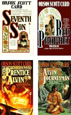 Tales of Alvin Maker Series Books 1-6 FIX - Orson Scott Card