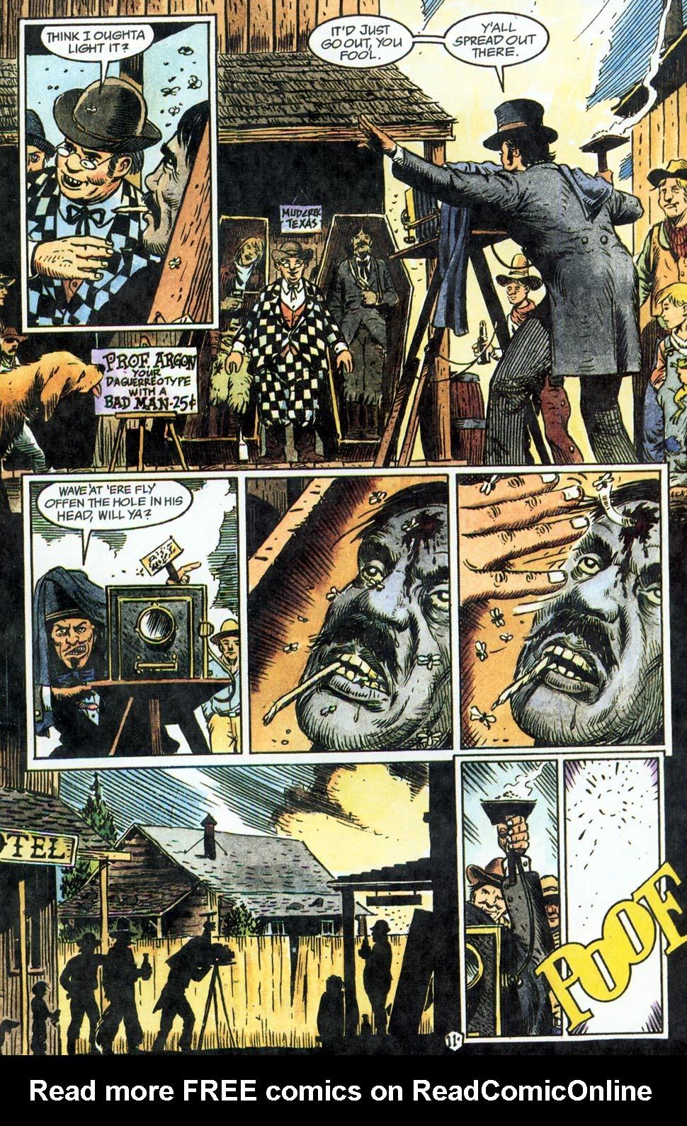 Jonah Hex: Two-Gun Mojo Issue #1 #1 - English 13