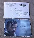 My Viggo Autograph