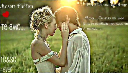 Rosett Cullen Historia de un Amor