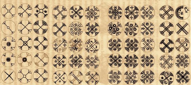 KULTRUNES (Libro Musica Mapuche -Perez de Arce-)