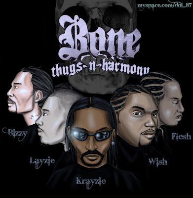 Bone Thugs N Harmony Fuck Eminem 77