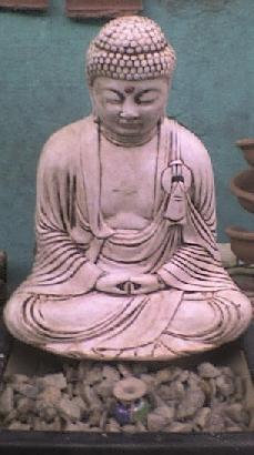 Vendo Budas Artesanales (33 x 22 cm)