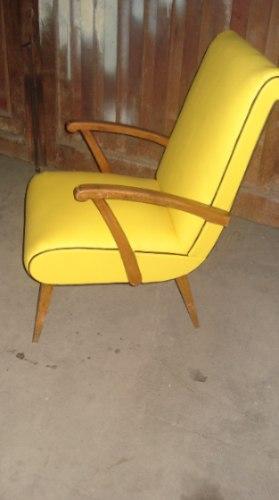 Cositas vintage muebles reciclados sill n escandinavo un - Sillones estilo vintage ...