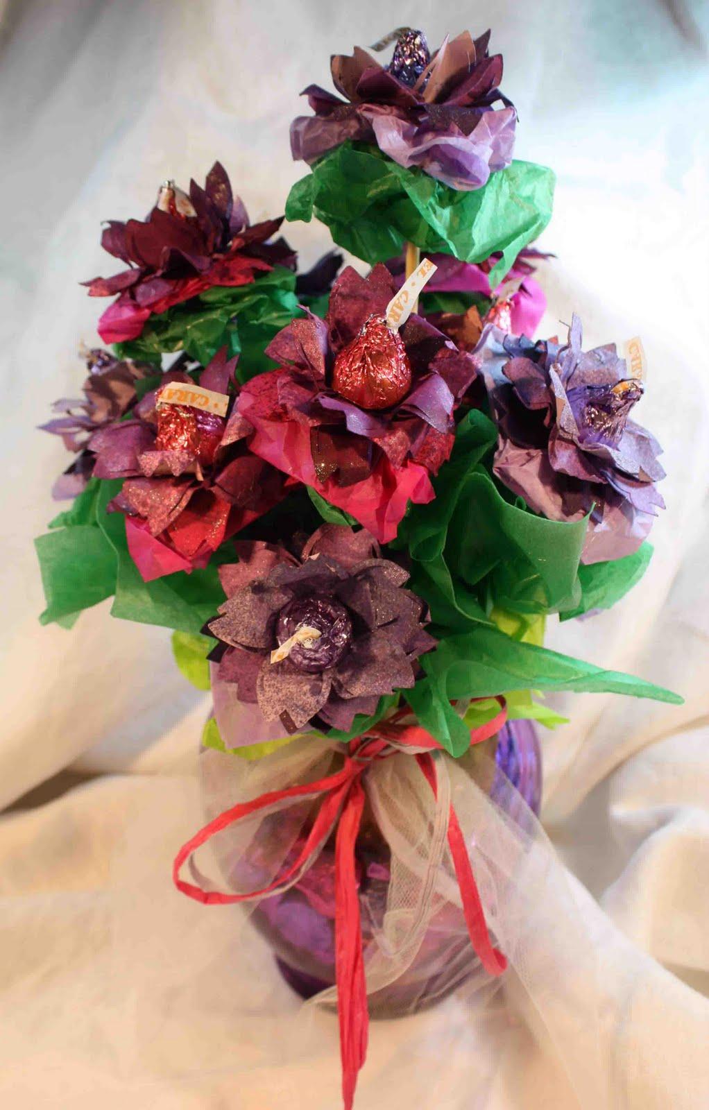 Bouquet Of Flower Kisses Linda Israellinda Israel