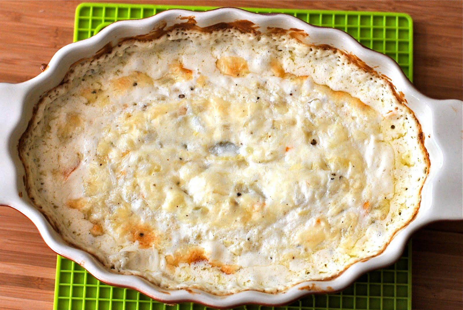 The Enchanted Cook: Creamy Artichoke Habanero Dip