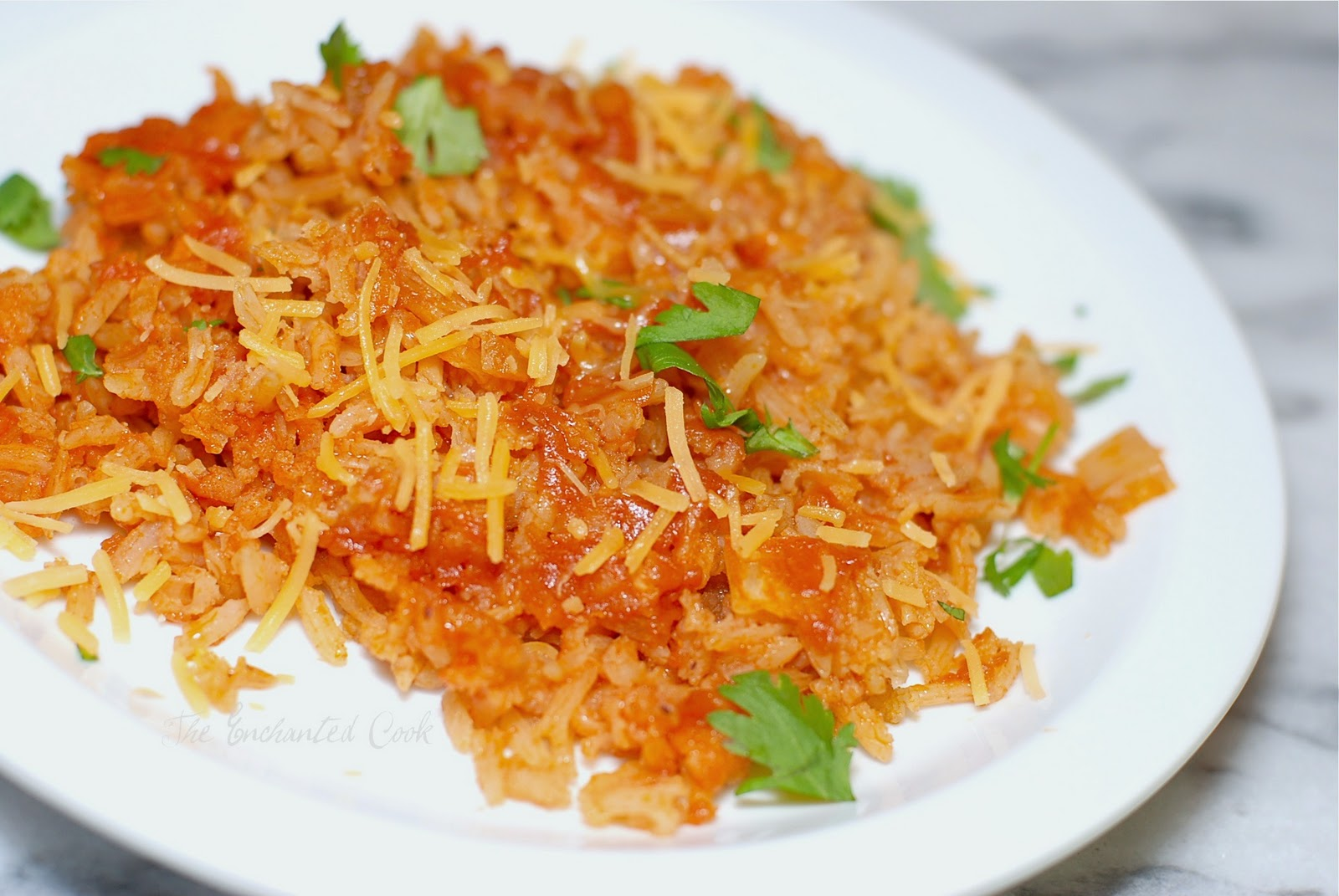 with homemade spanish rice fried rice vermicelli rice sticks rice ...