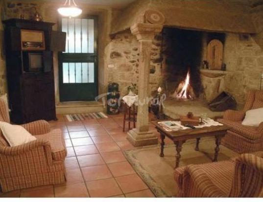 Interiores de casas rusticas gallegas - Piedra rustica gallega ...