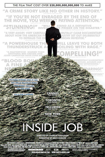 Capa - Inside Job