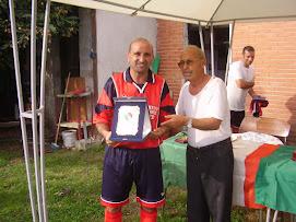 18° Trofeo INTERFORZE! Il Presidente Sambataro.. premia!