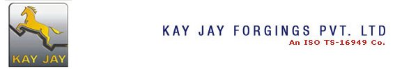 Kay Jay - Leading Supplier of Machined Components & Forging Products in India