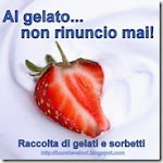 Raccolta di gelati e sorbetti