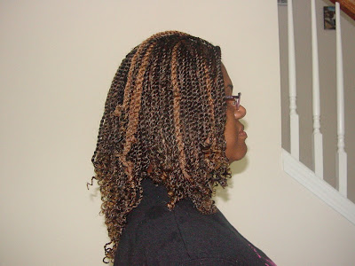 Site Blogspot  Twists Hairstyles on Kristen Lock   The Blogspot  More Kinky Twists