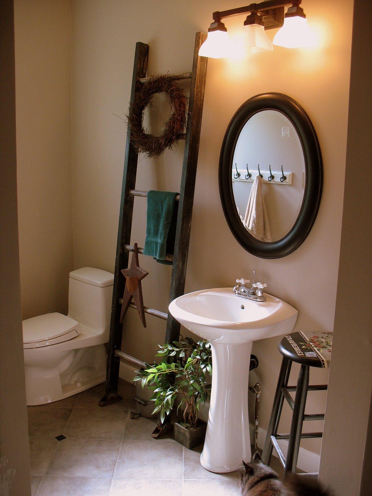 302 found - Decorative ladder for bathroom ...
