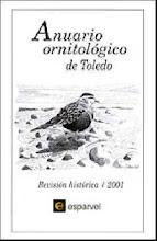  Anuario Ornitológico de Toledo. Revisión histórica-2001