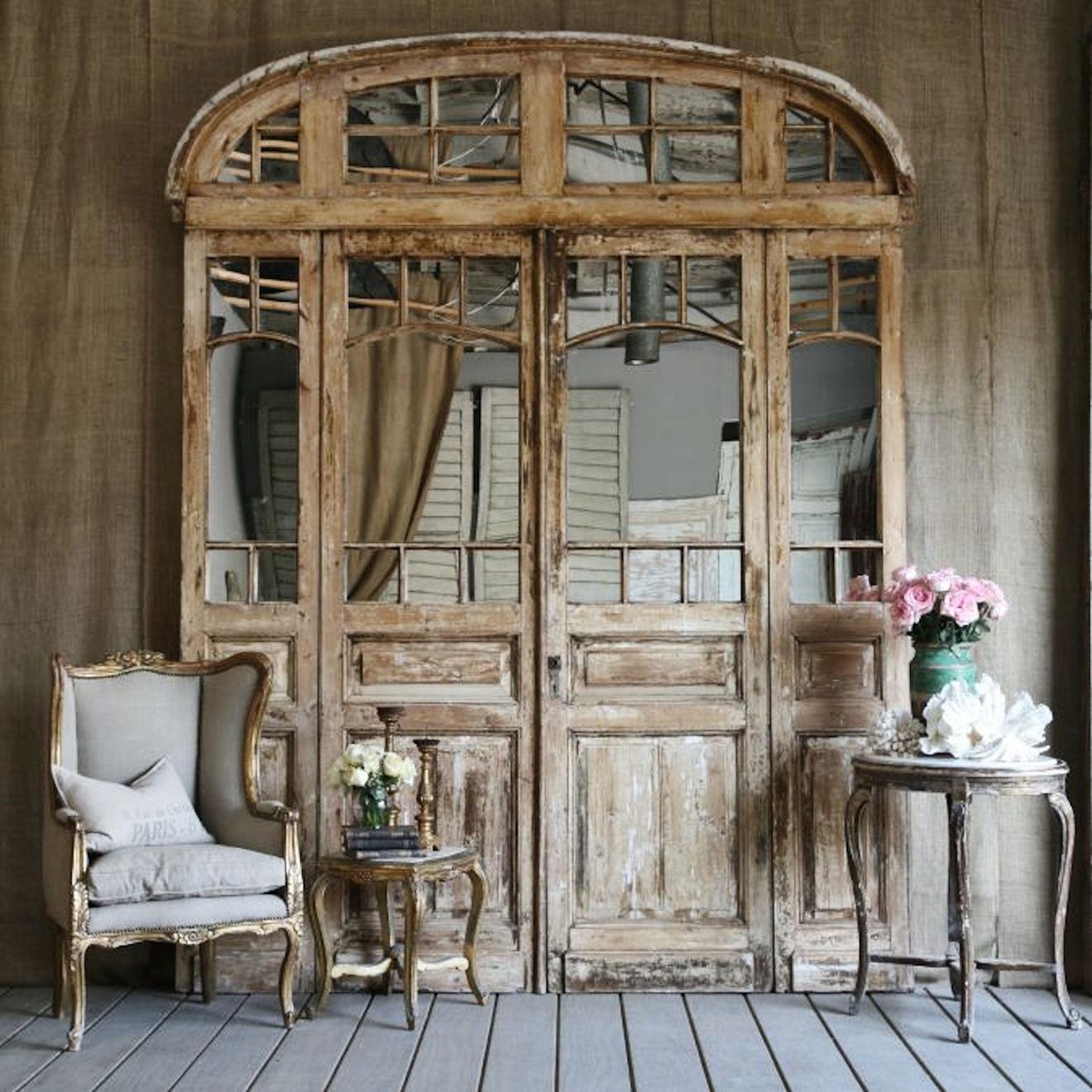 Antique interior french doors interiors design french doors with vintage flair doors interior this old house antique rubansaba