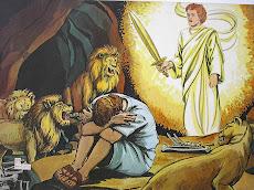 ดาเนียล แปลว่า พระเจ้าทรงเป็นผู้พิพากษา
