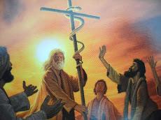 ภาพพระเยซูสมัยโมเสส