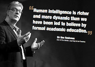 Sir Ken Robinson Quote