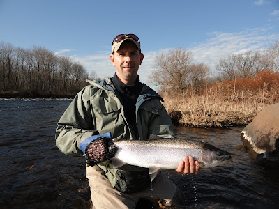 Fly fishing for the soul november 2010 for Whitakers fishing report