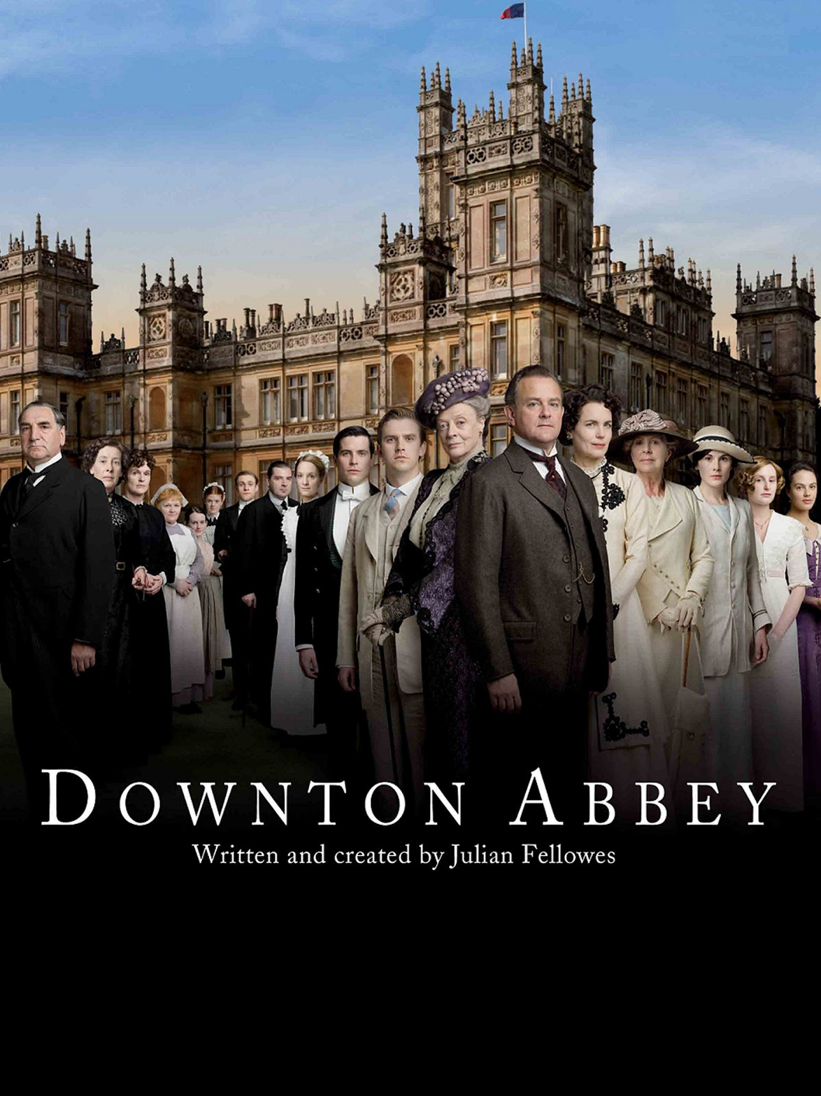 Assistir Downton Abbey Online (Legendado)
