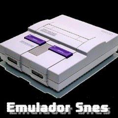Novo Emulador Snes 1,51