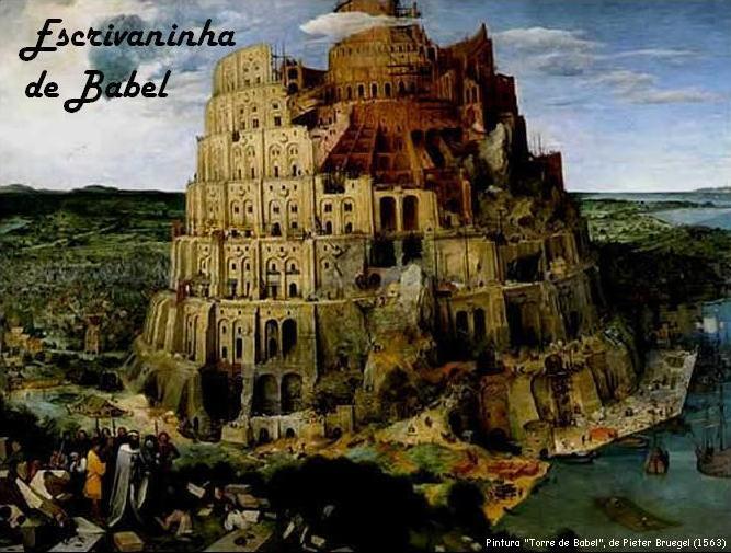 Escrivaninha de Babel