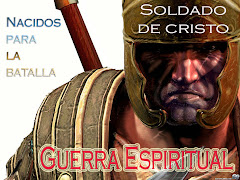 Excelente Serie de Mensajes EN VIDEO  de Guerra Espiritual . Pr. Jos Cubillos