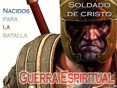 Excelente Serie de Mensajes EN VIDEO  de Guerra Espiritual . Pr. José Cubillos