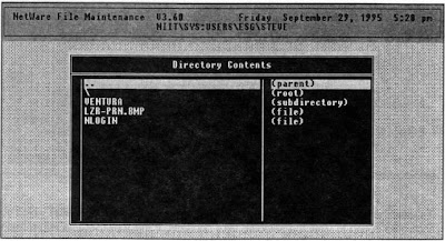 FILER - Directory Contents