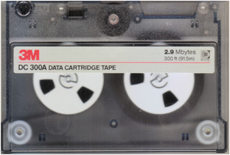 Cartridge Tape