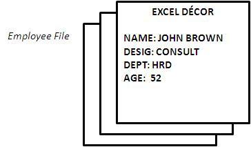 Manual Data File