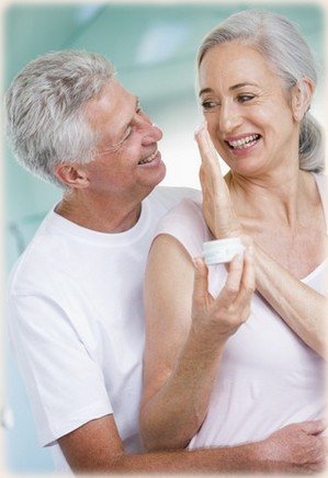 Ageing Of The Skin. begins at around the age