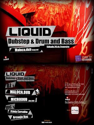 Festa Liquid comemora mais uma edição no Hole club