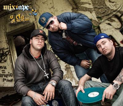 #RapBR -  O Clã Mix Tape