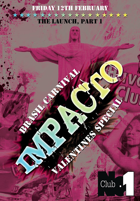 Impacto - Brasil Carnaval Valentines Special