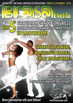 Brazilian Dance Congress Holland