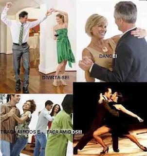 Diverta-se, Dance, Traga Amigos e Faca Amigos!!!!