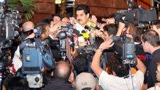 CANCILLER NICOLAS MADURO EN DECLARACIONES