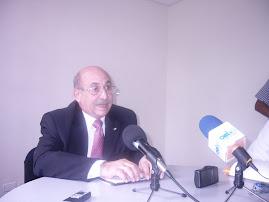 DECLARACIONES DEL SR. LUIS DELFÍN PÉREZ EMBAJADOR DE CUBA