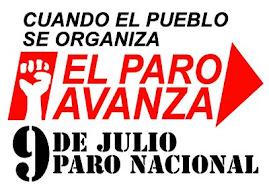 9 DE JULIO: PARO NACIONAL CÍVICO POPULAR